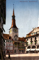 Solothurn - Zeitglockenturm (3509) - SO Solothurn
