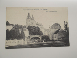 DURBUY: Le Château - Durbuy