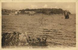 TREBOUL  Ile Tristan Chalutier  RV - Tréboul