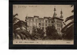 06 - NICE - Hôtel De L'Alhambra - 2835 - Cafés, Hoteles, Restaurantes