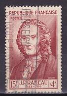 TIMBRE FRANCE N° 947 OBLITERE - Usati