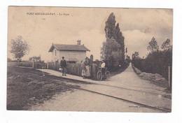 Pont-Rouge-Le Fay.71.La Gare.1910 - Sonstige Gemeinden