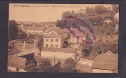 S0381 - OLORON Sainte MARIE Vue Sur Ste Croix - Pyrénées Atlantiques - Carte Peu Courante Unique Sur Delcampe - Oloron Sainte Marie