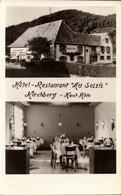 Haut Rhin, Kirchberg, Hotel Restaurant Au Soleil    (bon Etat) - Other Municipalities