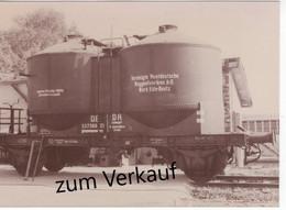 Kesselwagen, Vereinigte Westdeutsche Waggonfabriken, Werk Köln-Deutz - Treni