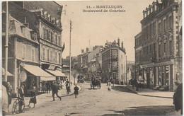 03 MONTLUCON Boulevard De Courtais - Montlucon