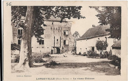 Longevelle : Le Vieux Château - Autres Communes