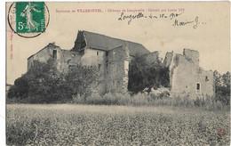 Longevelle : Le Château - Autres Communes