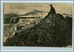 T2526/ Blick Vom Freundstein Auf Grossen Belchen 1915 AK - Elsass