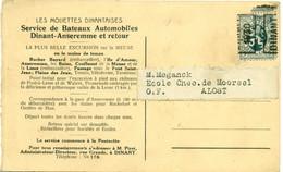 Dinant 1930 - Roulettes 1930-..