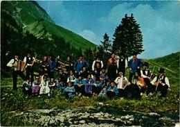 CPM France - Folklore - Groupe Folklorique Les Aravis - La Giettaz (770257) - Sonstige