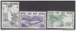 PAPUA NEW GUINEA, 1969 S.PAC GAMES 3 MNH - Papua Nuova Guinea