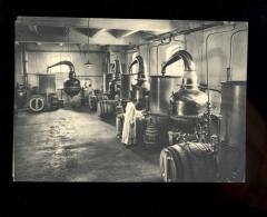 VOIRON Isère 38 : Distillerie De La Grande Chartreuse Les Frères Chartreux à La Fabrication Des Liqueurs  Alambic - Voiron
