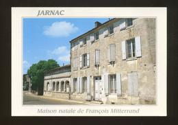 Jarnac (16) : La Maison Natale De François Mitterrand (26-10-1916) - Jarnac