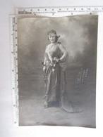 Photographie Photo Photos Mode Femme Reine De Paris 1922 17 Arrondissement Lucienne Louin - Anonieme Personen