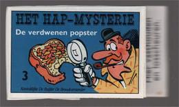 Mini Strip De Ruijter Speurneus Hagelmans Het H.A.P.-mysterie 3 De Verdwenen Popster (Berck Cauvin) 1986 - Andere