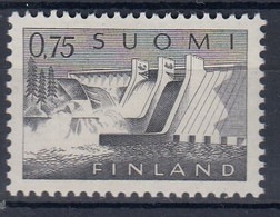 ++M1519. Finland 1963. AFA 574A. Michel 566x. MNH(**). - Nuevos