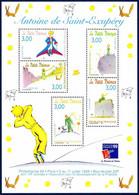 FRANCE - 3 BLOCS YT N°s 20-22-28 Neuf ** : PETIT PRINCE 1999 - Fêtes Du Timbre 1999 ASTÉRIX Et 2000 TINTIN - Zonder Classificatie