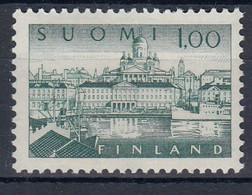 ++M1521. Finland 1963. AFA 575A. Michel 567x. MNH(**). - Nuevos