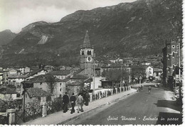 Saint-Vincent - Entrata In Paese - H7463 - Other Cities