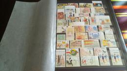DM336 LOT FEUILLES ESPAGNE 90% NEUFS MNH  A TRIER COTE++ DÉPART 10€ - Collections (with Albums)