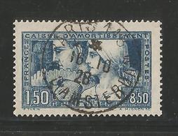 FRANCE  ANNEE 1928 N°252 OBLIT. ETAT I TB COTE 180,00 € REMISE-82% - Usati