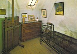 95 - Auvers Sur Oise - La Chambre Où Van Gogh Vécut Et Mourut Le 29 Juillet 1890 - Auvers Sur Oise