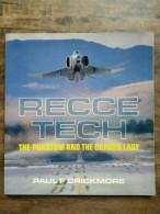 Recce Tech: The Phantom And The Dragon Lady - Paul F Crickmore - Cultural