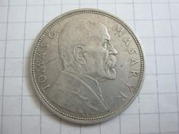 Czechoslovakia 10 Korun 1928 - Tschechoslowakei