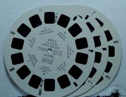 VIEW MASTER :   LA COTE BASQUE 1470 A/B/C - Visionneuses Stéréoscopiques