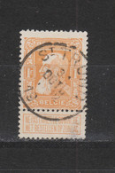 COB 79a Centraal Gestempeld Oblitération Centrale ST-TROND - 1905 Thick Beard