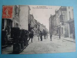 17 - SURGÈRES - Rue Audry De Puyravault - L. C. N° 68 - 1918 - Surgères