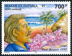 WALLIS ET FUTUNA 1998 - Yv. PA 205 **   Faciale= 5,87 EUR - Paul Gauguin  ..Réf.W&F23561 - Unused Stamps