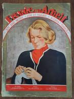 Blad Freude Und Arbeit 1938 - 5. World Wars