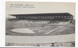 ⭐CPA  Jeux Olympique 1924 Stade De Colombes⭐ - Jeux Olympiques