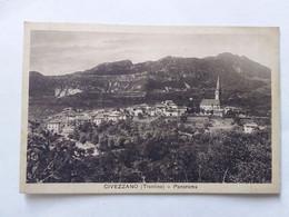 CIVEZZANO   TRENTO   PANORAMA - Trento