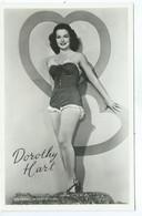 Dorothy Hart - Donne Celebri