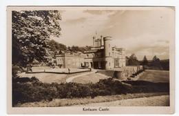 KINFAUNS CASTLE - Perthshire