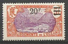 OCEANIE N° 68 NEUF**  SANS CHARNIERE / MNH / Signé - Unused Stamps