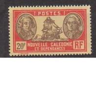NOUVELLE CALEDONIE           N° YVERT  :   161       NEUF SANS GOMME        ( S G     2 / 10 ) - Ungebraucht