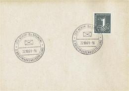 Germany  - Sonderstempel / Special Cancellation # Achim (i686) - Lettres