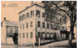 Arlon - L'Ecole Normale - Aarlen