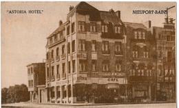 """""""Astoria Hotel"""" - Nieuport-Bains - Nieuwpoort"""
