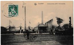 Couillet - Usines Solvay (50ième Anniversaire) - Charleroi