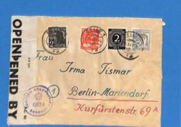 Allemagne Zone AAS 1947 Lettre De Celle (G1341) - Zone AAS