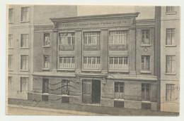Maison D'édition J. FERENCZI  (expéditeur) - 9 Rue Chantin - Magasin Fondé 1879 (destin.LILLE Libraire RAOUST) -métier - Arrondissement: 14