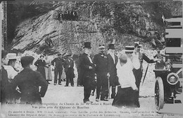 BOUILLON- Fêtes Franco-Belges - RARE - INAUGURATION Du Chemin De Fer SEDAN - BOUILLON - Bouillon