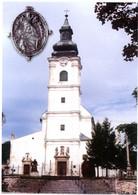 "Devin. Obec, Kostol Sv.Kriza.Medailon Z Kostolného Cintorina S Nametom ""Piety"". Church. Eglise. Pieta. - Slovacchia"