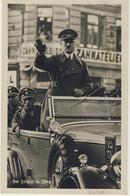 HITLER - 2° World War - Der Fuhrer In Wien 2 April 1939 A.m.10 (2 Images) - Guerra 1939-45