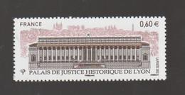 Palais De Justice Historique De Lyon  2012 Timbre N° 4696 ** - Ongebruikt